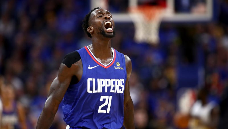 Illustration for article titled Patrick Beverley Mercilessly Taunts Warriors Fans After Clippers Ruin New Arena's Opening Night