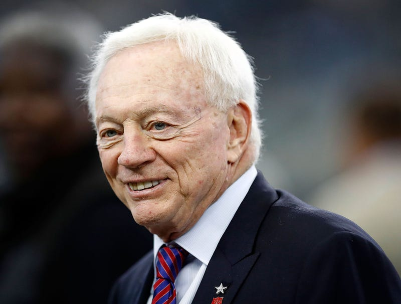 Illustration for article titled Jerry Jones Offers To Pay Players' Fines For Domestic Violence