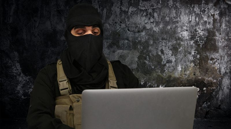 Illustration for article titled ISIS Recruiter Excited To Be Talking To Popular High Schooler For Once