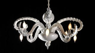 Illustration for article titled Octopus chandeliers add the right touch of tentacle to any decor