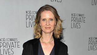 Illustration for article titled Cynthia Nixon Says Being Gay 'Is a Choice'