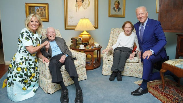 No, Joe Biden Isn t 8 Feet Tall (and Other Camera Tricks)
