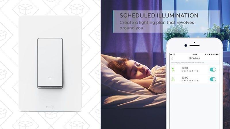 Eufy Smart Light Switch | $25 | Amazon