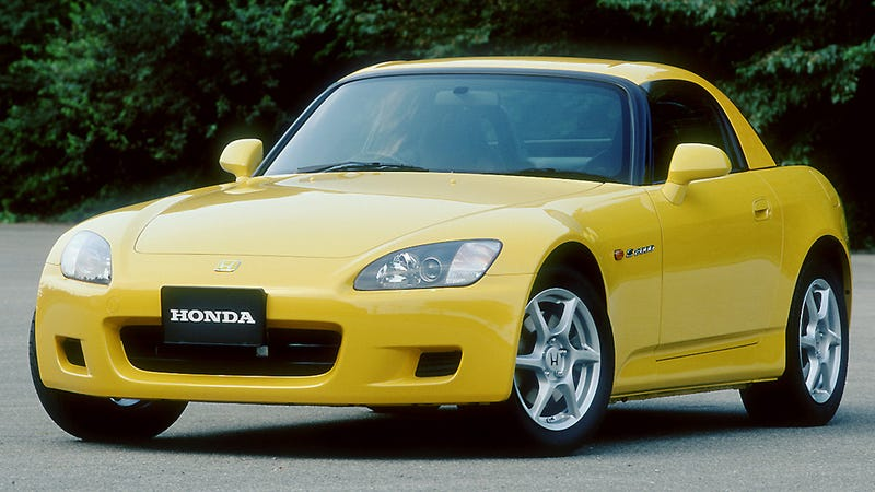 Historical Evidence Suggests That Honda Once Sold A RearWheel - Two seater sports cars