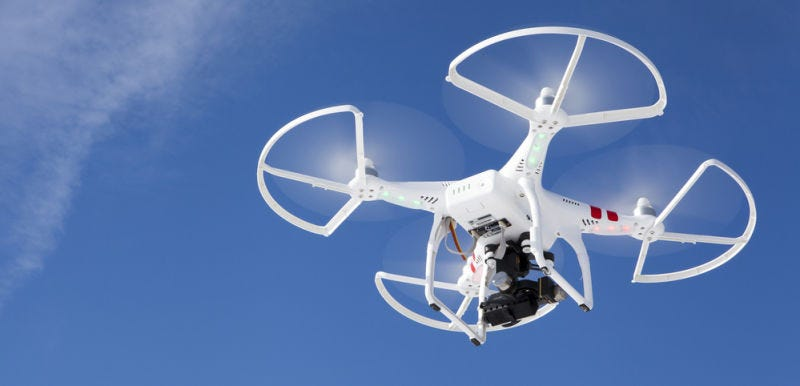 Illustration for article titled Drone Owners Will Now Have to Register With the US Government