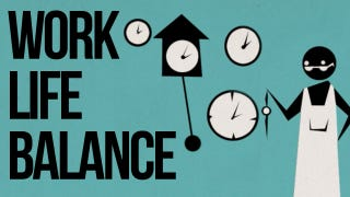 Finding a Perfect Work-Life Balance Is Impossible, and That's Okay