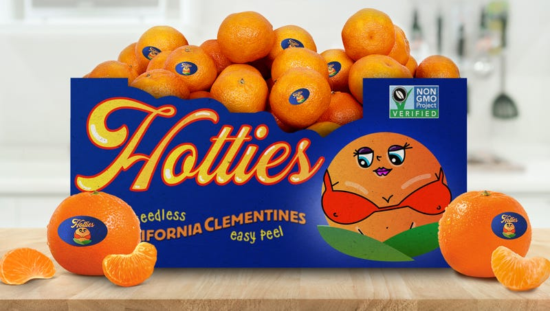 Illustration for article titled Sun Pacific Unveils New 'Hotties' Variety Of Voluptuous, Shapely Clementines