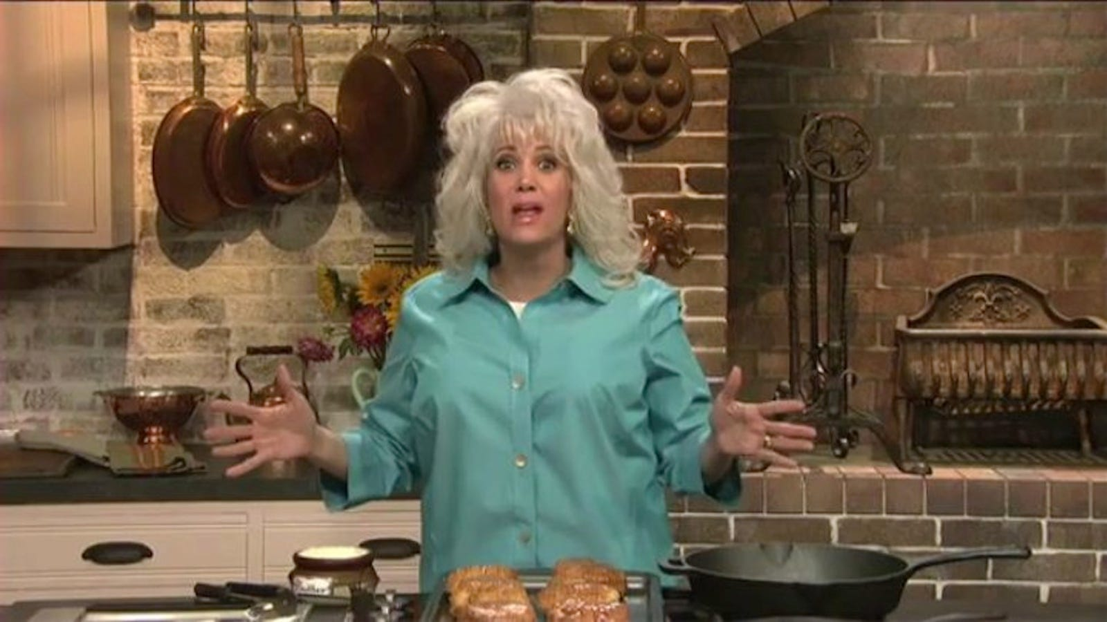 Paula Deen Might Be Comin\' to Skymall, Y\'all!