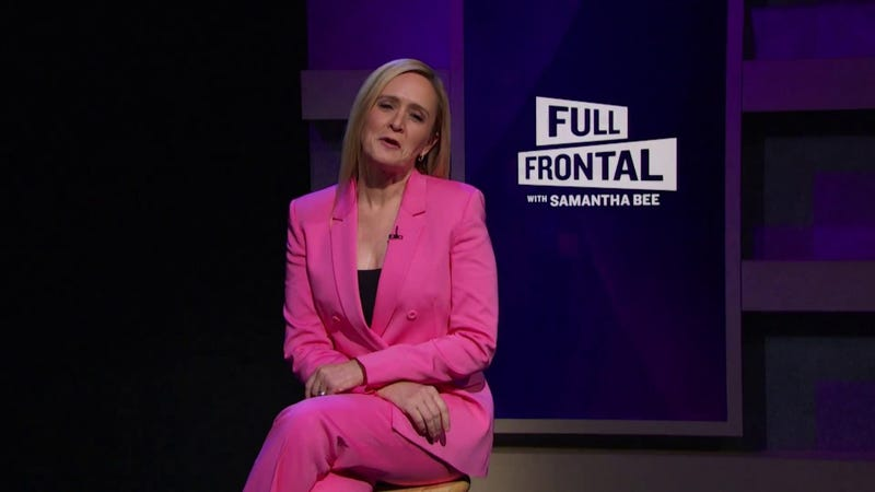 Sam Bee With a Good Reminder: 'Your Dick Is Objectively the Worst Thing About You'