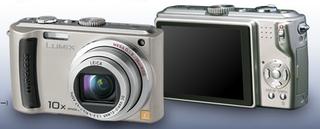 Illustration for article titled Nine-Megapixel Lumix DMC-TZ50 Has Wi-Fi, Photo-Sharing