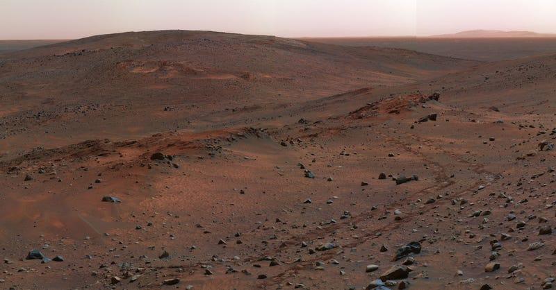 Por qué no encontramos vida en Marte hace 40 años
