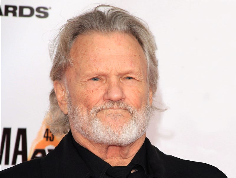 Illustration for article titled Kris Kristofferson Pretty Sure He's Going On After Some Guy Named Lord