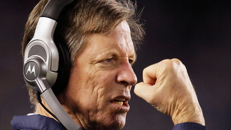 Illustration for article titled For Some Reason, The Chargers Did Not Fire Norv Turner And A.J. Smith