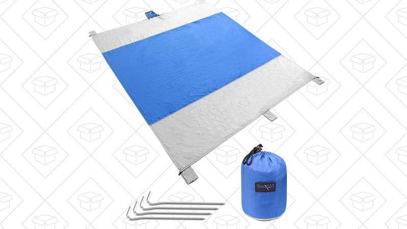 Waterproof Picnic Blanket, $15 with code 30Y4BK6Q109