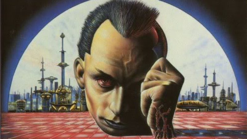 Illustration for article titled Vincenzo Natali has dropped out of directing Neuromancer