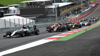 Photo Credit : Formula1
