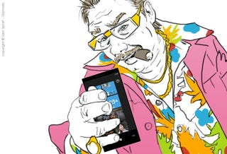 "Illustration for article titled Microsoft Is Dumping ""Billions"" Of Dollars Into Windows Phone 7"