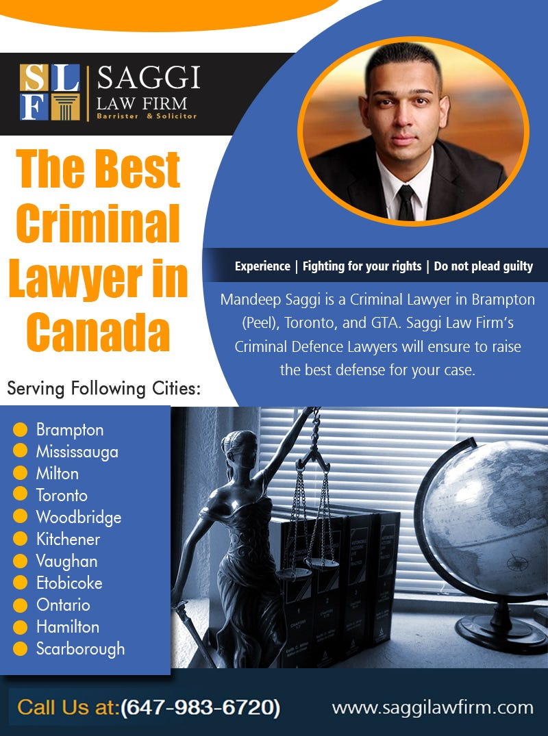 Illustration for article titled The Best Criminal Lawyer in Canada