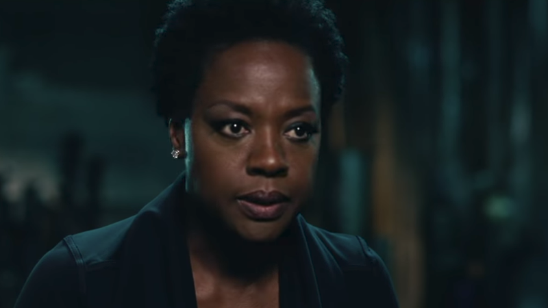 Illustration for article titled It's Trailer Happy Hour, and Viola Davis is kicking ass