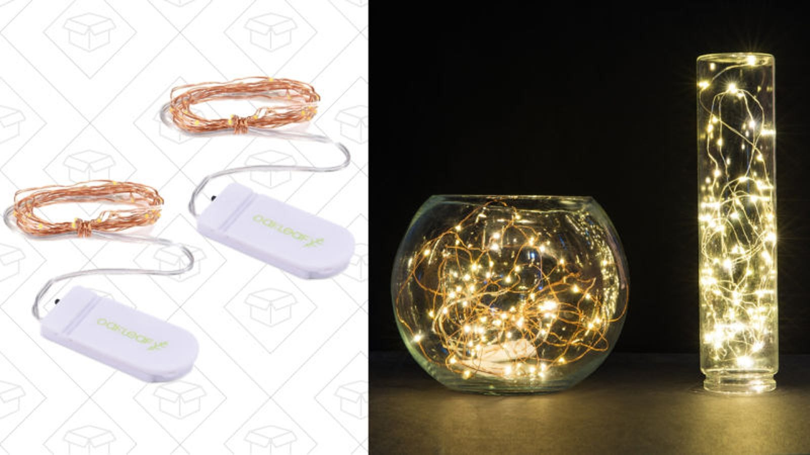 Light Up Your Day With 2 Sets Of String Lights For 5
