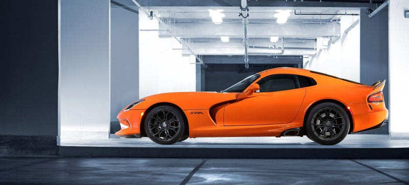 Illustration for article titled The Dodge Viper Could Be Doomed After 2017