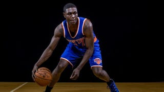 Cleanthony Early of the New York KnicksNick Laham/Getty Images