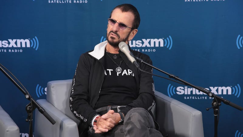 Ringo Starr Now Sir Ringo Starr Thank You Very Much