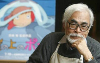 Illustration for article titled Legendary anime director Hayao Miyazaki announces his retirement