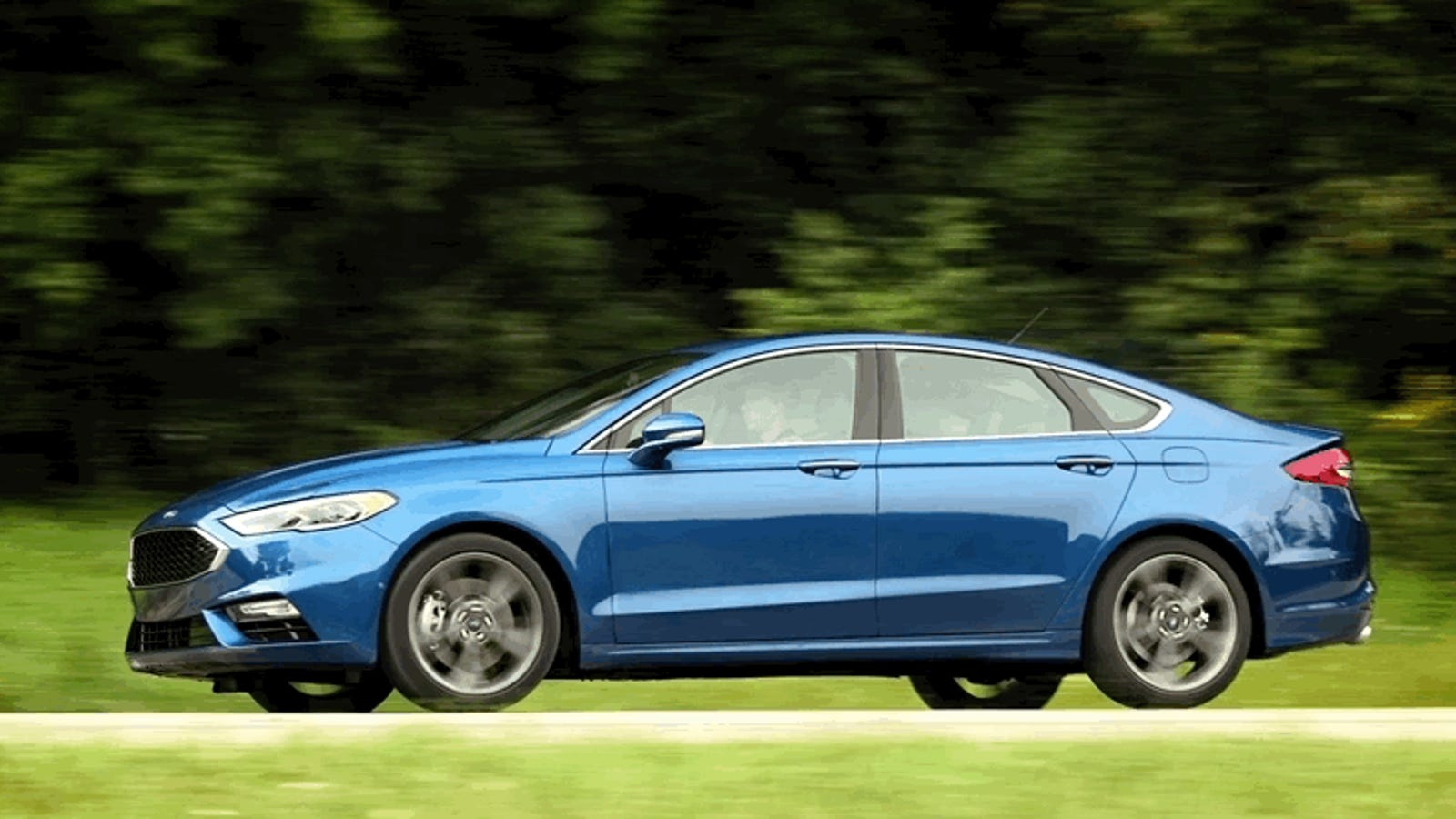 The Ford Fusion Is Going To Become A Subaru-Fighting 'Sport Wagon': Report