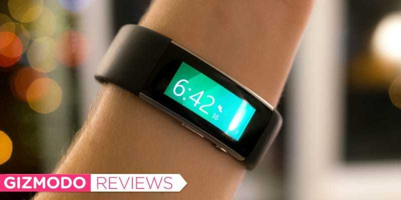 Illustration for article titled Microsoft Band 2 Review: Ugly, Uncomfortable, But Great for Workouts