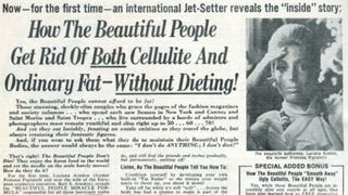 Illustration for article titled This 1973 Diet Taught Normals to Live Like Beautiful Jet-Setters