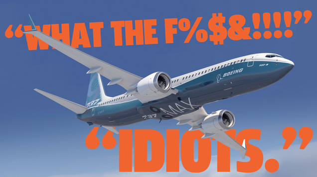 Boeing Called Indonesian Pilots  Idiots  For Wanting More Training On The 737 Max Prior To Crash