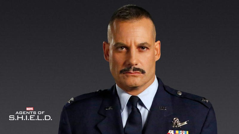 Illustration for article titled Nathan Petr- Er I mean Adrian Pasdar is coming To Agents of Shield.