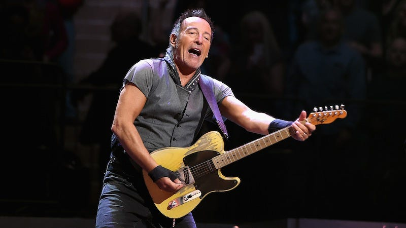 Illustration for article titled Bruce Springsteen Is Canceling His Show In North Carolina Because He Hates Inequality