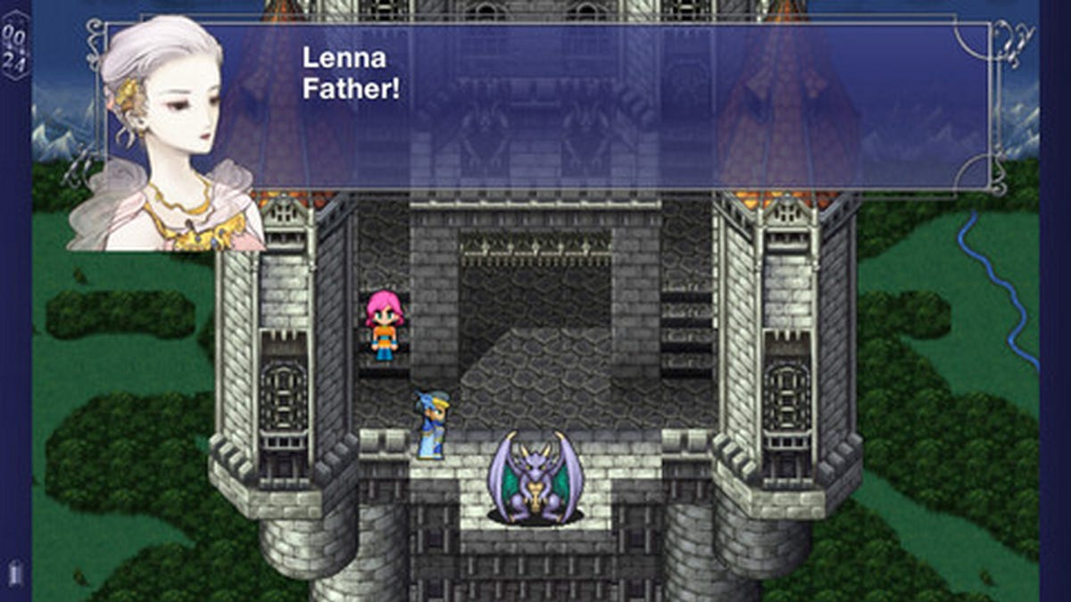 final fantasy v comes to ios tomorrow and it looks like this