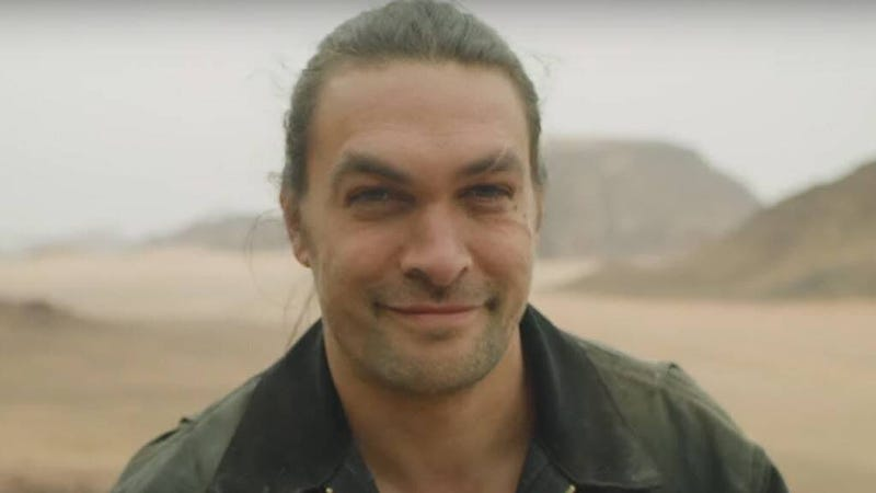 Jason Momoa... is that you?