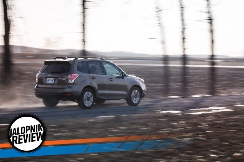 2017 Subaru Forester: The Jalopnik Review