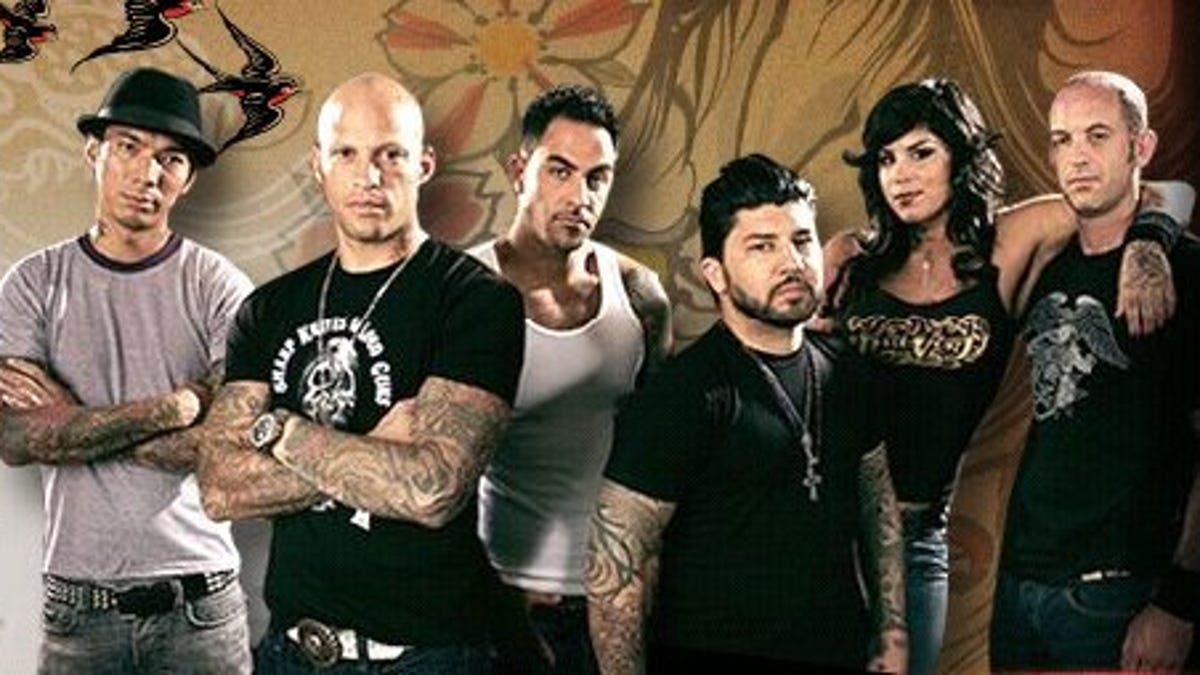 Every show about tattooing, reviewed