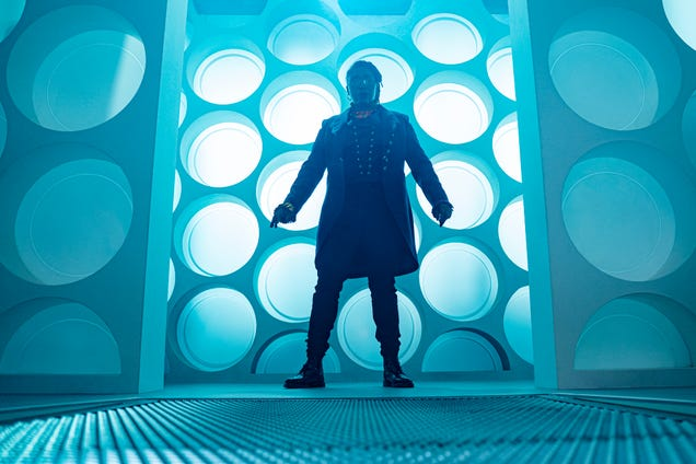 Doctor Who s Showrunner Wants You to Know That the New Time Lord Is No Joke