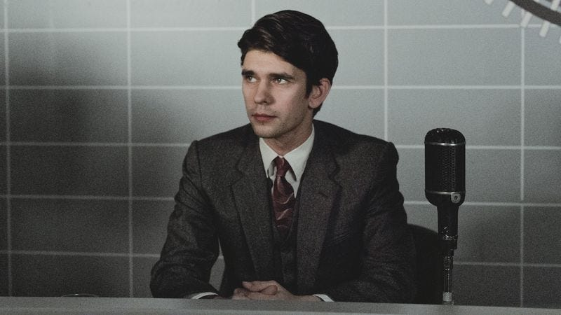 Illustration for article titled Can we entice you into watching The Hour by promising you Q from Skyfall is in it? No?