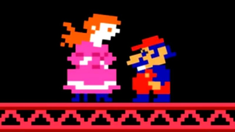 Illustration for article titled So That's What Happened To Mario and Pauline