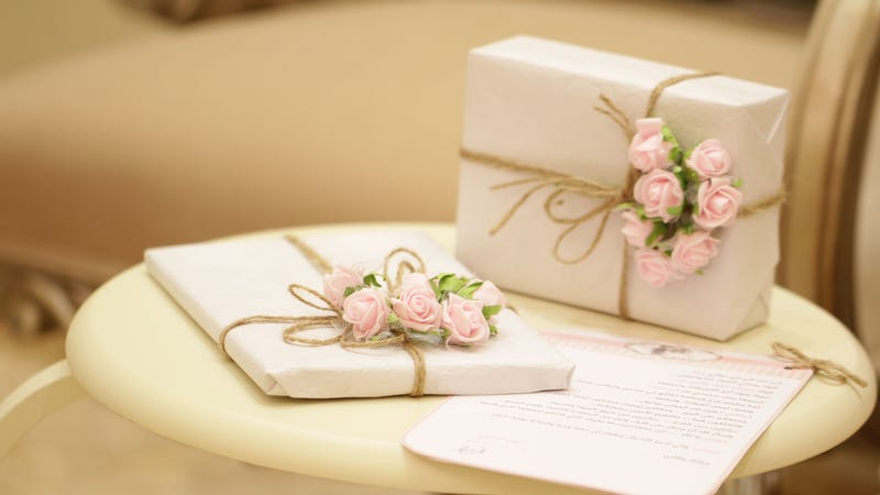 You Can Ignore This Dumb Wedding Rule About Gift Spending