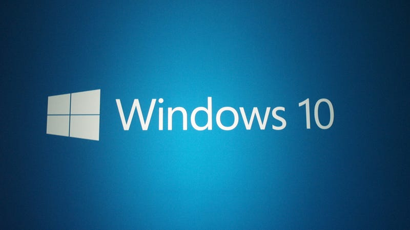 Illustration for article titled Windows 10 help. Please! UPDATE: Nevermind!