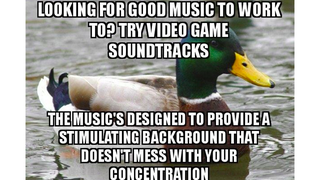 Illustration for article titled The Best Music to Work or Study To Could Be Video Game Soundtracks