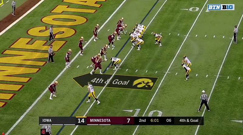 Illustration for article titled How The Hell Did Iowa Pull This Off?
