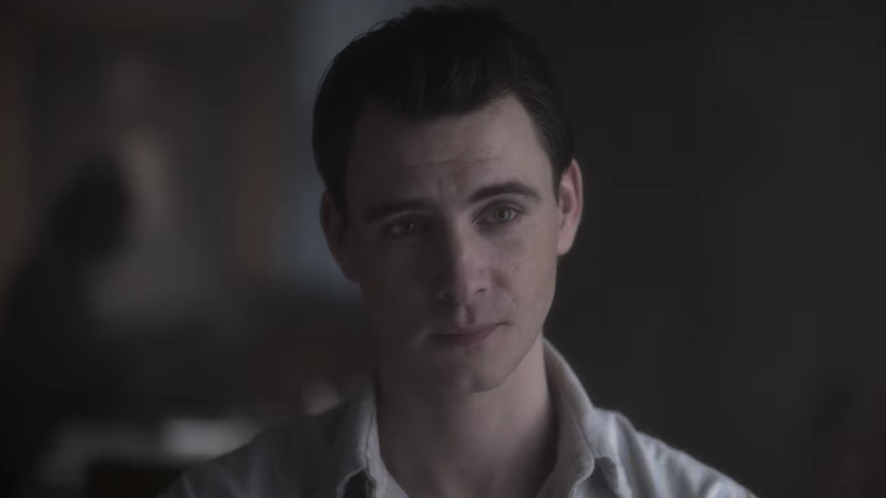 Harry Lloyd plays Charles Xavier in the final season of Legion.