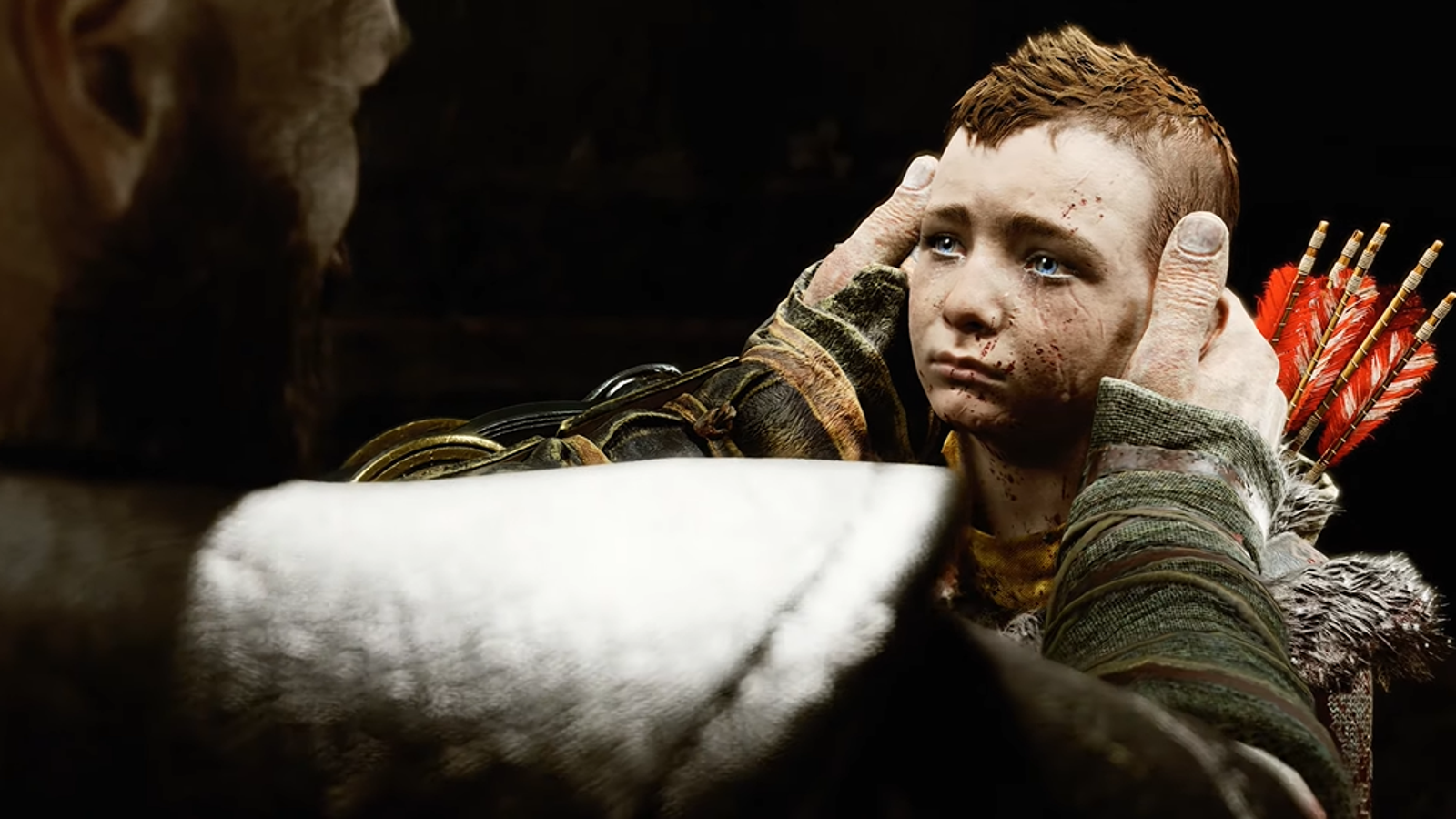 The Parental Struggles In 2018's God Of War Echoed Those Of The People Making It - Kotaku