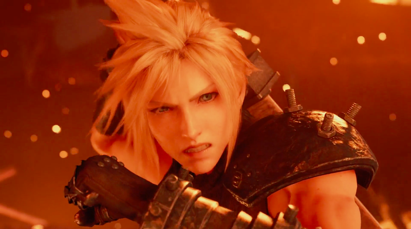 Illustration for article titled The Final Fantasy VII Remake Finally Re-Emerges