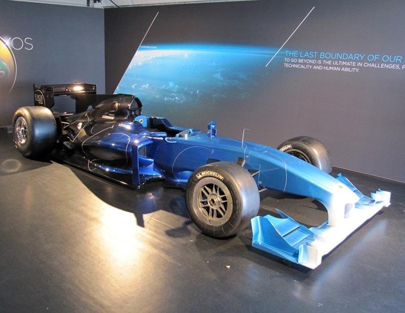 Lotus Exos T125: $1 Million Well Spent