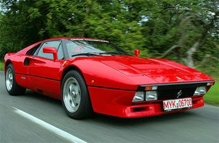 Illustration for article titled Jalopnik Fantasy Garage: Ferrari 288 GTO